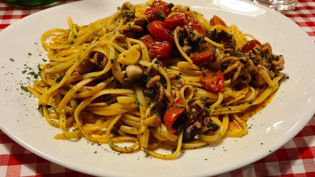 Spaghetti Babyoktopus